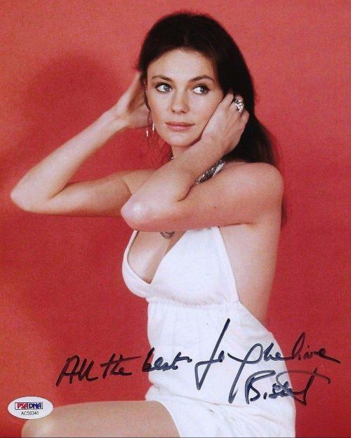 Jacqueline Bisset Archives - Sports Authentics USA